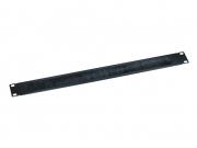 LinITX 19 Inch Rack Mount Brush Plate 1u - UT-899BPBRSH