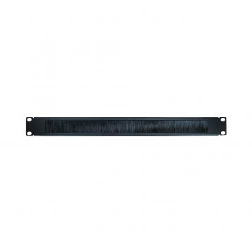 LinITX Pro Series 19 Inch Rack Mount Brush Plate 1u - UT-899BPBRSH
