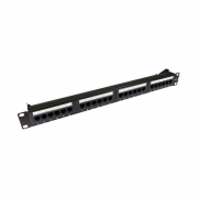 LinITX 24 Port Cat5e Patch Panel