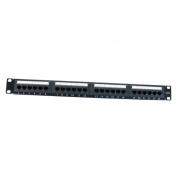 LinITX Pro Series 24 Port Cat6 Patch Panel - UT-899544