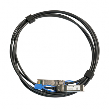 MikroTik 3m SFP/SFP+/SFP28 direct attach cable - XS+DA0003