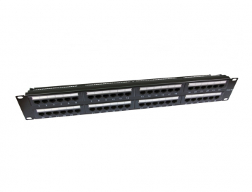 LinITX Pro Series 48 Port Cat5e Patch Panel - UT-899248