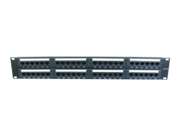 LinITX Pro Series 48 Port Cat6 Patch Panel - UT-899548