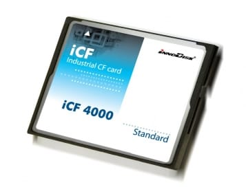Innodisk 512MB iCF 4000 Industrial Compact Flash