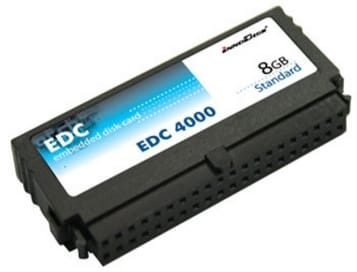 8GB EDC 4000 Dual Channel Flash Disk Module 44pin IDE