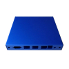 PC Engines ALIX and APU (3LAN+USB) Enclosure Blue