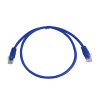 LinITX CAT5E UTP 0.5M Blue Patch Cable