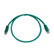 LinITX CAT5E UTP 0.5M Green Patch Cable