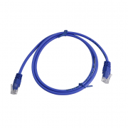 LinITX CAT5E UTP 1M Blue Patch Cable