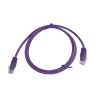 LinITX CAT5E UTP 1M Purple Patch Cable