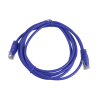 LinITX CAT5E UTP 2M Blue Patch Cable
