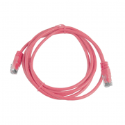 LinITX CAT5E UTP 2M Pink Patch Cable