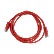 LinITX CAT5E UTP 2M Red Patch Cable