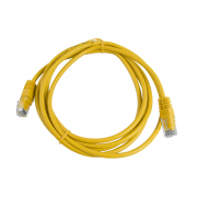 LinITX CAT5E UTP 2M Yellow Patch Cable
