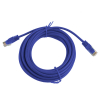 LinITX CAT5E UTP 5M Blue Patch Cable