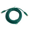 LinITX CAT5E UTP 5M Green Patch Cable