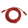 LinITX CAT5E UTP 5M Red Patch Cable