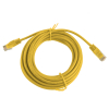 LinITX CAT5E UTP 5M Yellow Patch Cable