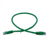 LinITX CAT6 UTP 0.5M Green Patch Cable