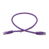 LinITX CAT6 UTP 0.5M Violet Patch Cable