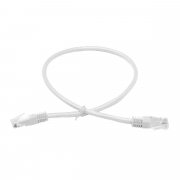 LinITX Pro Series CAT6 RJ45 UTP Ethernet Patch Cable 0.5m White