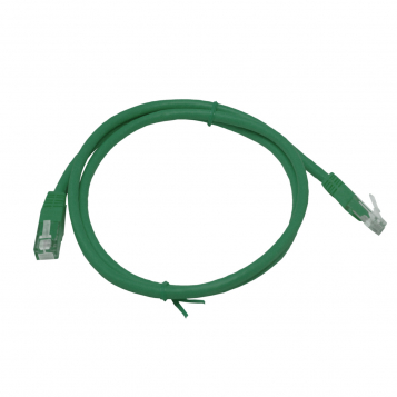 LinITX Pro Series CAT6 RJ45 UTP Ethernet Patch Cable 1m Green