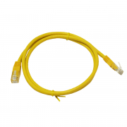 LinITX Pro Series CAT6 RJ45 UTP Ethernet Patch Cable 1m Yellow