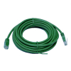LinITX CAT6 UTP 5M Green Patch Cable