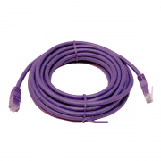 LinITX Pro Series CAT6 RJ45 UTP Ethernet Patch Cable 5m Purple