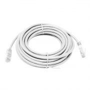 LinITX CAT6 UTP 5M White Patch Cable