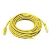 LinITX CAT6 UTP 5M Yellow Patch Cable