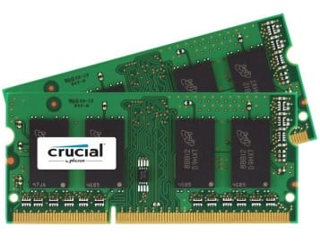 Crucial CT51264BF160B 4GB DDR3