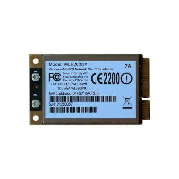 PC Engines Compex miniPCI Express 802.11 a/b/g/n Wireless Card - WLE200NX