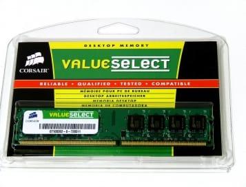 Corsair 512MB 266MHz DDR RAM