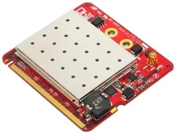 Dbii F50-PRO 802.11a 4.9GHz/5Ghz miniPCI Card