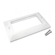 LinITX Dual Gang Euromod Frame - UT-89904F