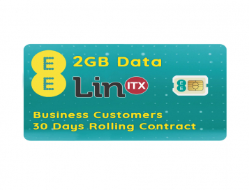 EE 2GB Data 30 Day rolling Contract for Business - £11 Ex VAT per Month