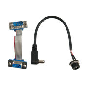 Extra Cable Set for RB450 / RB850 Rackmount Chassis - RB450/CABLE