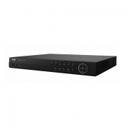 HiWatch 16 channel PoE NVR with Metal enclosure - NVR-216M-A/16P