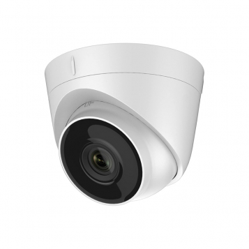 HiWatch 4.0 MP CMOS Network Turret Camera - IPC-T140