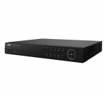 HiWatch 16 channel PoE NVR with Metal enclosure - NVR-216M-A/8P
