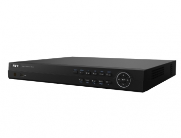 Refurbished HiWatch 16 channel PoE NVR with Metal enclosure - NVR-216M-A/8P