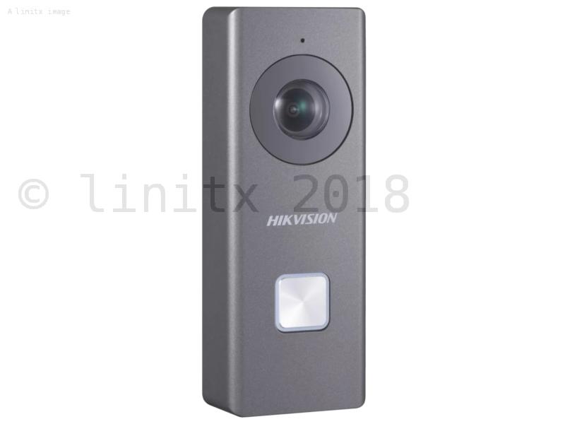 HiWatch Wi-Fi Video Doorbell - DB-120A-IW - LinITX com - Buy