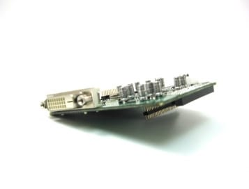 Jetway J7F2 DVI/LVDS Add-on Board