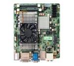 Jetway JNC9P-2550 1.86GHz Dual Core Atom Mini-ITX Board