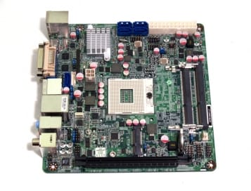 Jetway JNF98-QM57-LF Intel Core i7 Mini-ITX Board