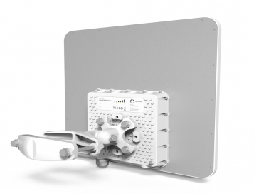 LigoWave 5GHz High-Capacity Wireless Bridge - DLB MACH 5ac