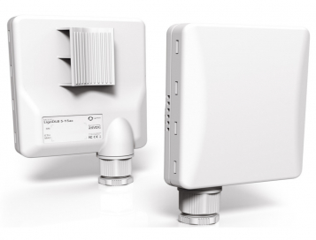 Ligowave 500+ Mbps Mid-Range Pre-Configured Wireless Kit - DLB 5-15ac-D