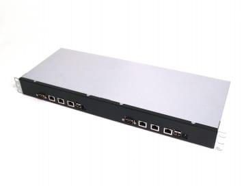 LinITX Dual APU2 E2 2GB (3NIC+USB+RTC) Rackmount with pfSense