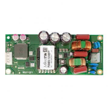 MikroTik 12V 7A Open Frame Power Supply - PW48V-12V85W
